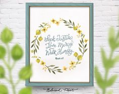 watercolor calligraphy florals whimsical - Google Search