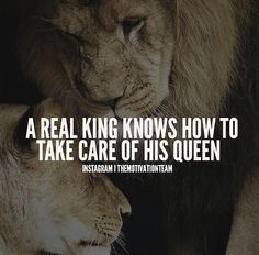 A real Queen knows how to take care of her King but if the King doesn't treat his Queen with the same respect she builds resentment. Leo Quotes, Wisdom Quotes, True Quotes, Qoutes, Rich Quotes, Lioness Quotes, Lion Love, Warrior Quotes, Powerful Quotes