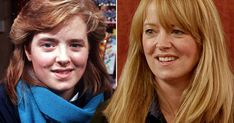 Jenny Bradley young and old.well older! Coronation Street, Manchester, Stage, Characters, Lady, Youtube, Youtubers, Youtube Movies