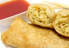One Pot Pasta Primavera - Onnair Food Sweet Sushi Recipes, Veggie Recipes, Asian Recipes, Appetizer Recipes, Appetizers, Ethnic Recipes, A Food, Food And Drink, Oriental