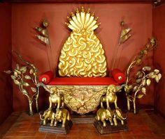 Thrones :: Patan Kings