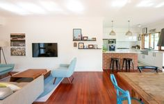 House Tour: A Brightened Family House in Australia   Apartment Therapy