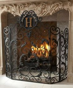 iron fireplace screen. Fireplace Screen | Pinterest Screens, Screens And Fire Places Iron N