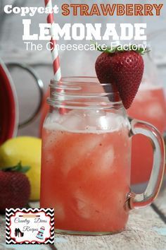 Strawberry Lemonade MINE
