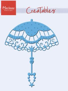 Marianne vintage parasol  Joans Gardens   Paper crafting products for card making and scrapbooking.