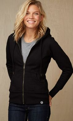 American Giant Hoodie Zip Sweatshirt, love this love the price too. Fashion, Casual but comfortable