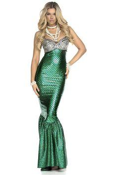 Under The Sea Sexy Mermaid Costume