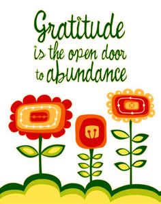 Gratitude is the open door to abundance. Today I choose to live with Gratitude for the Love that fills my heart, the Peace that rest within my spirit, and the voice of Hope that says ...ALL things are Possible! For they Truly are through faith & gratitude. Thank you Lord for all You have provided & for all the Blessing You still have to give to me. I accept Your Love & Blessings with a grateful heart & a giving spirit. #thankyouLord #jevel #jevelinc