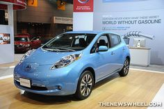 The future is here and Nissan is putting all its effort in electric cars!