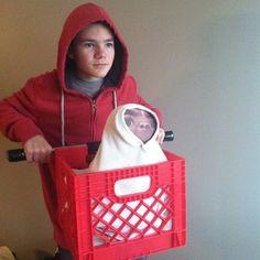 E.T. costume #halloween