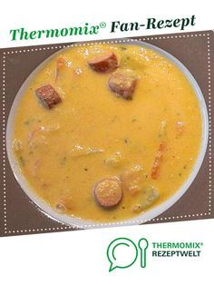 vegetable soup from A Thermomix ® recipe from the Katego . - Suppe Quick vegetable soup from A Thermomix ® recipe from the Katego . - Suppe - Quick vegetable soup from A Thermomix ® recipe from the Katego . Salad Recipes Healthy Lunch, Salad Recipes For Dinner, Chicken Salad Recipes, Easy Salads, Meat Recipes, Easy Meals, Whole30 Recipes, Pasta Recipes, Baking Recipes