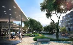 #huniarchitectes #vietnam #danang  #fptuniversity #architecture #vietnamarchitecture #pixel #masterplan