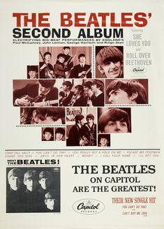 Beatles Capitol promo