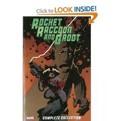Amazon.com: Rocket Raccoon & Groot: The Complete Collection (9780785167136): Bill Mantlo, Dan Abnett, Andy Lanning, Jack Kirby, Sal Buscema, Mike Mignola, Keith Giffen, Tim Green: Books