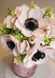 Anemones....another favorite always remind me of the 20s for some reason. Sooo pretty