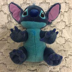 "Stitch From LILO & Stitch Disney Store 14"" Stitch as a Dog Stuffed Animal Plush #Disney"