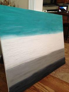 25 Creative and Easy DIY Canvas Wall Art Ideas