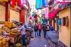 https://flic.kr/p/vWeZ3Y | Old Street - Shanghai - China | Canon EOS 700D