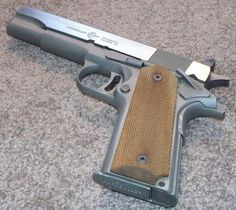 AMT Hardballer .45Loading that magazine is a pain! Get your Magazine speedloader today! http://www.amazon.com/shops/raeind