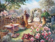 Brenda Burke ~ Classical realist painter | Tutt'Art@ | Pittura * Scultura * Poesia * Musica |