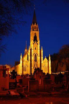 Kerk van Sint Jans-Onthoofding Gemert: Lekker dan, sta ik hier van de week voor......heerlijke naam voor een kerk