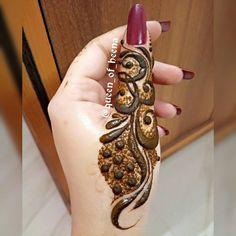 Mehandi New Henna Designs, Finger Henna Designs, Modern Mehndi Designs, Mehndi Designs For Fingers, Wedding Mehndi Designs, Mehndi Design Images, Beautiful Mehndi Design, Henna Tattoo Designs, Heena Design