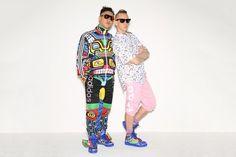 Eason Chan x Adidas Originals by Jeremy Scott 2013 http://factory.tokyoelement.com/ecco-svelate-le-nuove-jeremy-scott/ #EasonChan #Adidas #JeremyScott