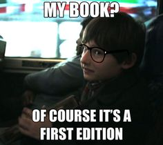 Henry's book (Hipster OUAT)