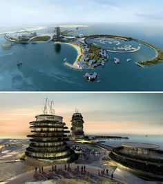 In 2012, Spanish soccer super-team Real Madrid announced plans to construct a $1 billion luxury resort in the United Arab Emirates – and to ensure a truly unique location, the sports company plans to construct an archipelago of artificial islands upon which it will be located. The resort, which has also been described as a theme park for the soccer obsessed, will include two high-rise hotels, luxury villas, a 10,000-seat ocean-side football stadium,