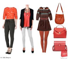 Color of the Year! Tangerine Color, Color Of The Year, Envy, Apps, Facebook, My Style, Polyvore, Image, Fashion