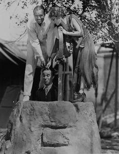Douglas Fairbanks, Mary Pickford, Charlie Chaplin