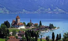 Lake Biel, Switzerland