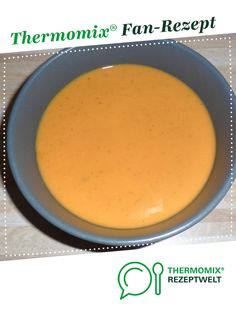 """""""Rahmsoße"""" figurfreundlich von Ein Thermomix ® Rezept aus der Kat… """"Cream sauce"""" figure-friendly by A Thermomix ® recipe from the Sauces / Dips / Spreads category www.de, the Thermomix® Community. Chicken Salad Recipes, Fruit Recipes, Pumpkin Recipes, Sauce Recipes, Crockpot Recipes, Dessert Ww, Dessert Sauces, Sauce A La Creme, Healthy Foods To Eat"""