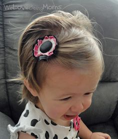Toddler girl hairstyle ideas and tips...for when she has enough hair to do. =)