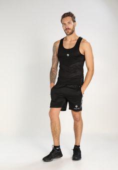 Haz clic para ver los detalles. Envíos gratis a toda España. MOROTAI TECH  SHORTS Pantalón corto de deporte black  MOROTAI TECH SHORTS ... e9aa151d3464