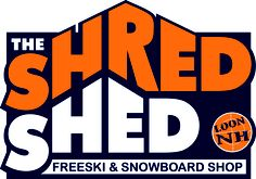The Shred Shed located in the Octagon Lodge turn around.