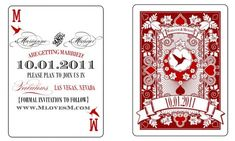ticket design playing cards - Google Search