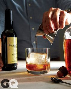 How to Use Sherry as a Cocktail Mixer
