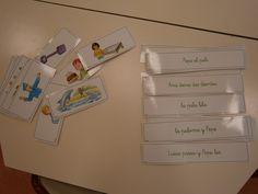LA CLASE DE MIREN: mis experiencias en el aula: JUEGO DE LECTOESCRITURA: LECTURA Y MÍMICA