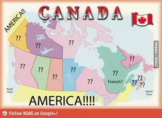 How Americans view Canada.