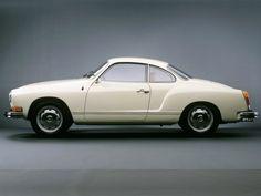 A GP history of the Volkswagen Type 14 Karmann Ghia, an iconic small, sporty coupe. Volkswagen Karmann Ghia, Porsche 911 993, Ferdinand Porsche, Subaru Impreza, Automobile, Vw Cars, Chevy Pickups, Automotive Design, Sport Cars