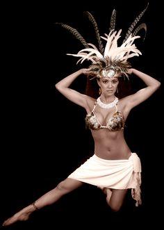 Kim Williams, Tahitian Dance