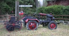 Tractor Monster Trucks, Vehicles, Tractor, Car, Vehicle, Tools