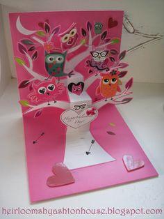 Owl card!
