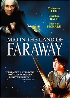 Mio in the Land of Faraway (1987) on IMDb: A fantasy about the lonely boy who is transferred from his dull life with his adoptive parents to the land where his real father is the king. In that