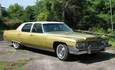 Cadillac Deville 1975