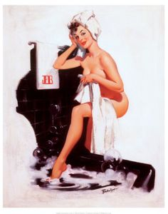 Pin-Ups by Style Poster at AllPosters.com