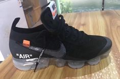 Off-White x Nike Air VaporMax Black Dropping Next Year