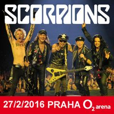 """Scorpions live in Bangkok"""" On 26 Oct 2016 ไบเทคฮอลล์ Scorpions Live, Pokemon, The Good German, Travel Music, Trieste, Band Posters, Special Guest, 50th Anniversary, Budapest"""