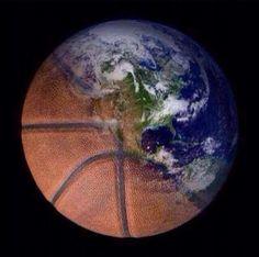 Basketball is my world.